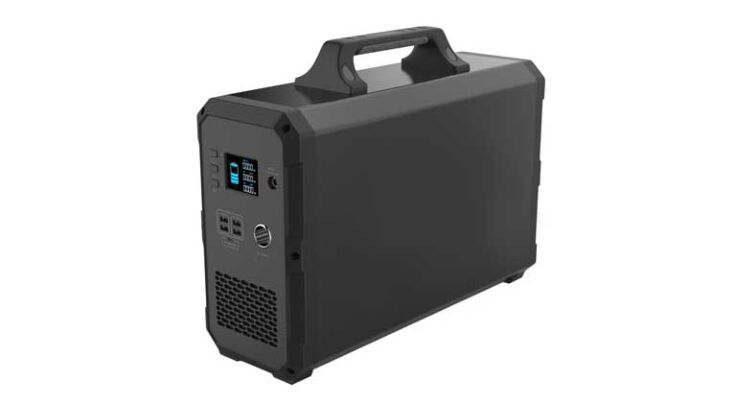 Power Station 1500Wh - 1000W