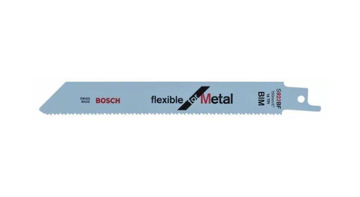 Reciprozaagblad voor metaal