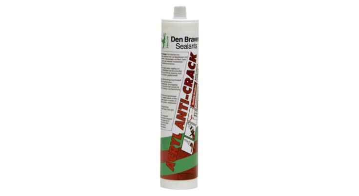Acrylaatkit Acryl Anti Crack