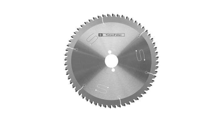 Cirkelzaagblad voor hout - 235mm - 24T