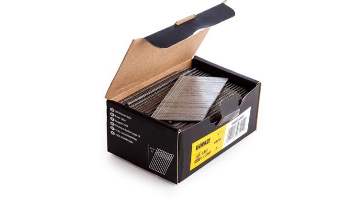 Afwerknagels - 1,6 x 32mm (2500st)