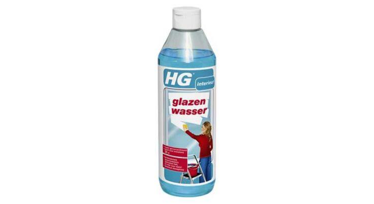 Glazenwasmiddel