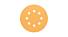 Excenterschuurvel - C470 - K80 - 125mm