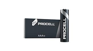 Batterijen - AAA (10st)